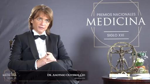 El Neurólogo Antonio Oliveros, Premio Nacional de Medicina